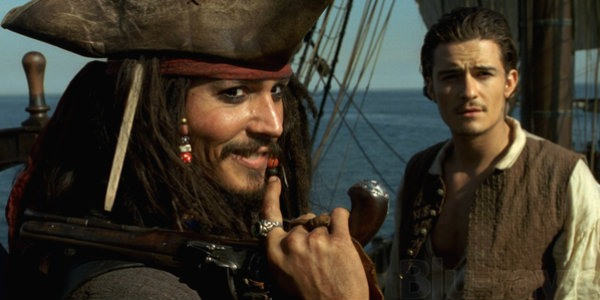 Jack Sparrow IS the best pirate we've ever seen